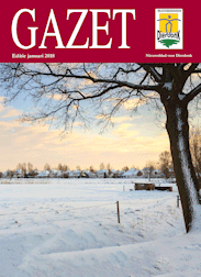 Gazet januari 2018