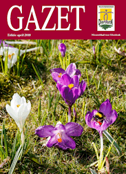 Gazet april 2018